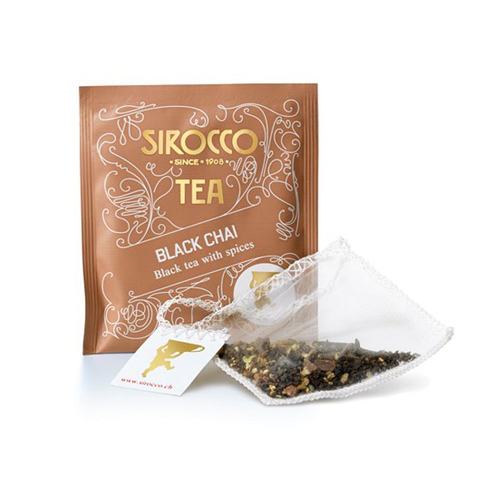 BIO最高級茶葉とスパイスの魅惑の組み合わせ
